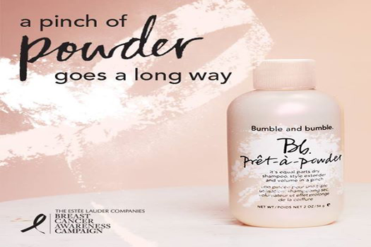Pret-A-Powder for BCRF