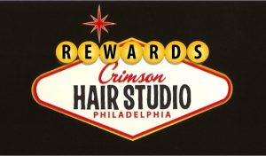 Crimson Hair Studio Promotion