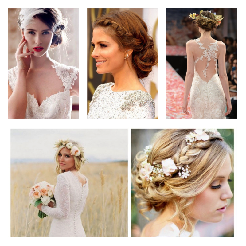 Crimson Wedding Inspirations Fall 2015