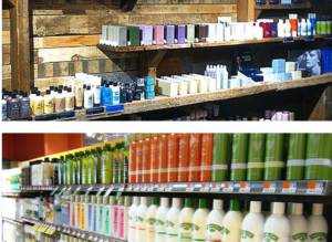 Store Bought vs Professional Shampoo