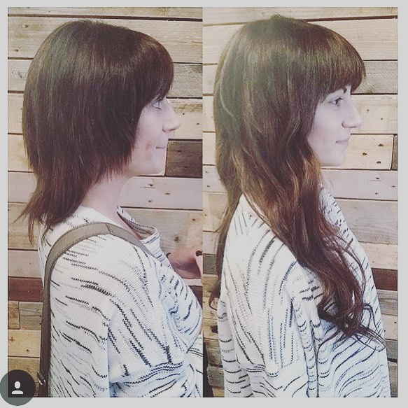 Tape On Or Clip In Extensions