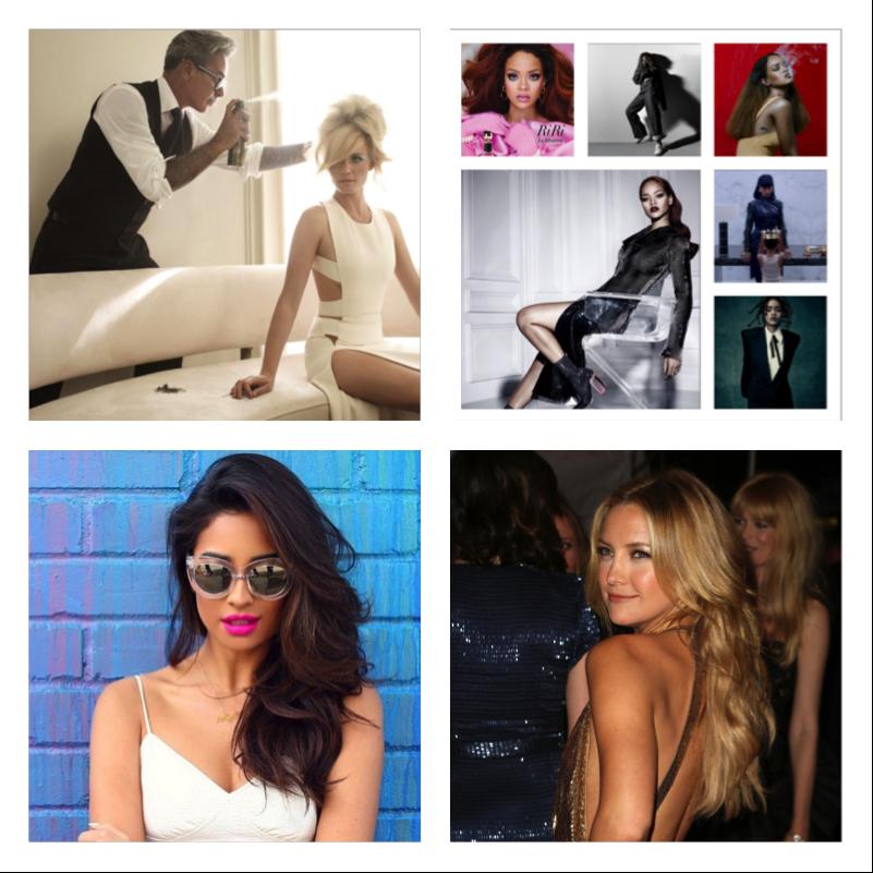 Staff Survey: Celebrity or Creative Team Inspiration