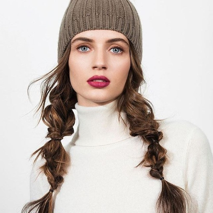 Winter Hat Hair Advice and Inspiration
