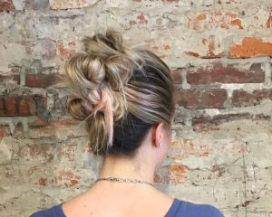 Styling Post-Workout Hair