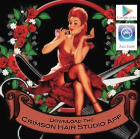 Download The Crimson Hair Studio App