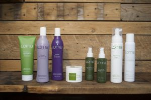 loma hair care at crimson