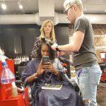 Crimson Hair Studio Makeover Magic