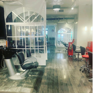 Safe Salon Style:  Crimson Hair Studio is OPEN & Accepting New Clients!